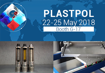 BMS exhibits tables and nozzles at PLASTPOL – Booth G-17
