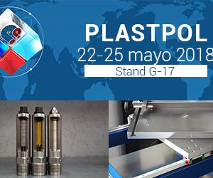 BMS expone mesas y boquillas a PLASTPOL – Stand G-17