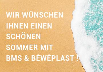 Bleiben Sie mit uns dieser Sommer !