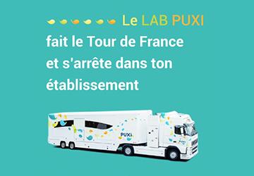 Tour de France du LAB PUXI
