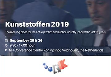 Kunststoffen exhibition 2019