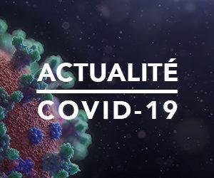 Actualité – COVID-19