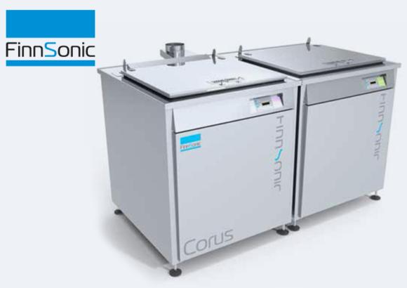 Unité de nettoyage ultrasonique pour l'entretien des moules